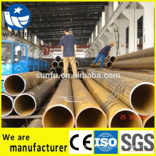 Welded S235JR S275JR JO J2 S355JR steel pipe for structure use