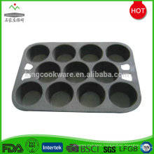 Rectangular cast iron cookies baking pan