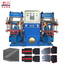 Tailored Rubber Car Mat Hydraulische Forming Making Machine