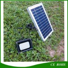 Solar 54 LED de luz de control de luz solar Lámpara solar Lámparas de pared Spotlight Floodlight luz de inundación de emergencia al aire libre