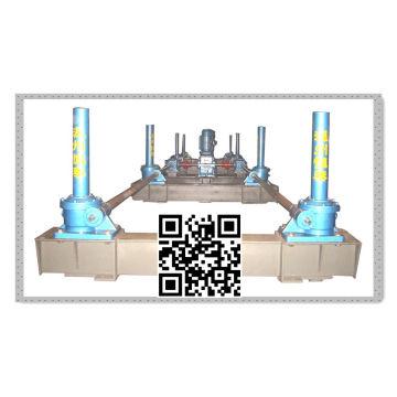 Anode Hoisting Gear Equipment Lifting 8 Pillar Large 40t Lifting Equipment