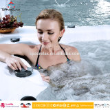 High Quality Spa Manufacture White Acrylic Whirlpool Function Chinese Hot Tub