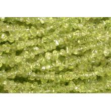 Chips de piedra preciosa peridoto (CH008)