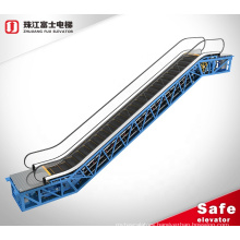 China FUJI vvvf outdoor auto home escalator for airport Metro residential price