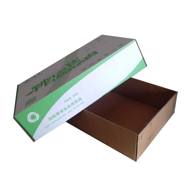 Pork Eco-receiving Carton
