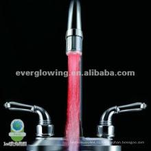 Оптовая воды Glow светодиодные кран света