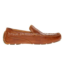 Hot Selling Man Shoes Boat Leather Shoes