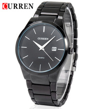 Focus CURREN Fashion Style Men Quartz Watch