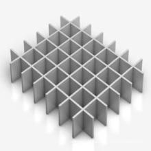 Rejilla de barra de acero bloqueada / Press-Lock estándar