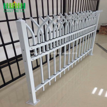 Powder Coated Security Zinc Steel Apron Fence