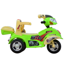Las motocicletas de la batería del bebé / el juguete eléctrico de la motocicleta de 3 ruedas / los niños montan en el coche