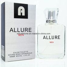 Parfum personnalisé Eau De Toilette Design De Mode