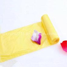 Tägliches Leben verwenden Plastiktasche auf Rolle
