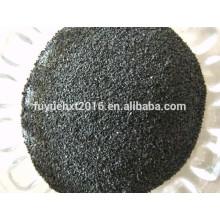 Materiais de jateamento e polimento alumínio fundido preto / óxido de alumínio