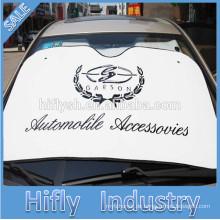 Windschutzscheibe Sun Shade Front Auto / Auto Windschutzscheibe Schattierungen