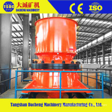 China High Capacity Mining Machinery Cone Crusher