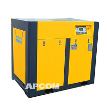 APCOM High Performance 7.5KW 10HP Variable Frequency  Rotary Screw Air Compressor
