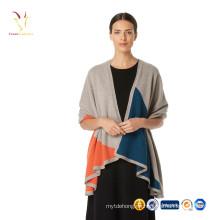 Pure Cashmere Pashmina Wolle Mode Schals und Tücher