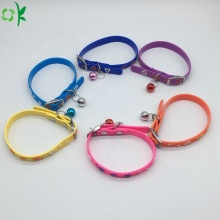 Wholesale Lovely Waterproof Silicone Pet Collars