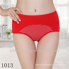 Preço barato venda quente 1013 mulher algodão underwear senhora calcinha briefs
