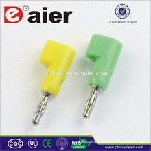 Made in china solder banana plugs