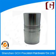 Soem vorhanden Stahlteil Präzisions-CNC Drehen mit Schraube