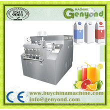 Popular High Pressure Milk Homogenizer
