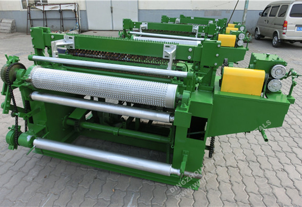 Best-Price-Welded-Wire-Mesh-Machine