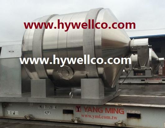 Zinc Oxide Mixer Machine