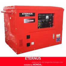 Silent Einphasen-Benzin-Generator (BH8000)