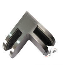 Stainless Steel Wall Mounted Glass Clamp