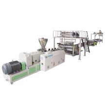 MACHINE DE PRODUCTION D'EXTRUSION DE SOL SPC