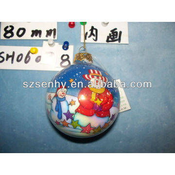 2013 glass dragon ball crystal balls