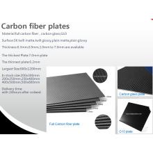 UVA CNC Toy Hobby Carbon Fiber Board
