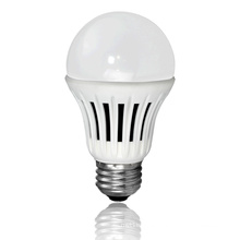 Dimmable A19 LED Bulb Light with Double Layers for Heat Dissipation
