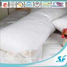Baumwollstoff Hohlfaser Lange Kisseneinsatz Doppelbett Kissenbezug