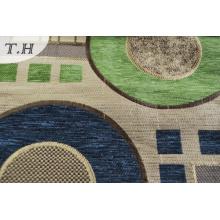 Gemotrical Синель Мебельная ткань для Южной Америки