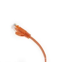 Câble de câble de raccordement plat réseau cat5e Ethernet