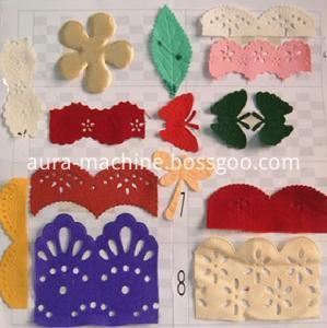 Ultrasonic Flowers Lace Sewing Machine