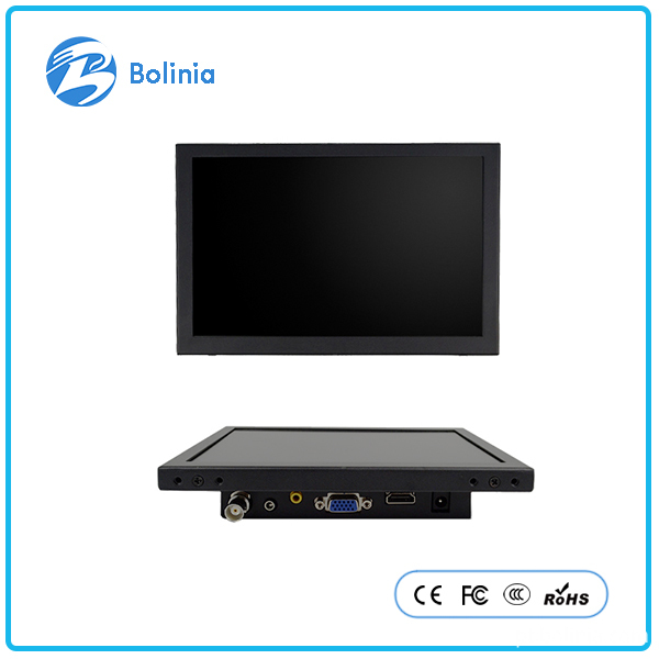 7 inch metal monitor