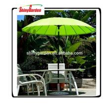 Fancy 2.7M Fiber Glass Outdoor Furniture Umbrella Restaurant Umbrella