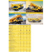 XCMG 50ton Mobil caminhão guindaste Qy50 (tipo de óleo)