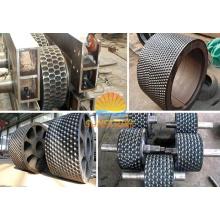 Máquina de briquetaje de polvo de magnesio / máquina de la prensa de bola