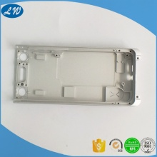 CNC machining aluminium chassis phone parts