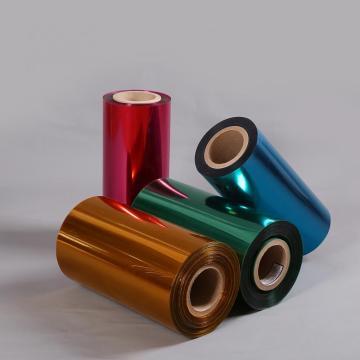 filme PET colorido de mylar para fita adesiva