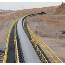 Ske Self D &R Long-Distance Curved Belt Conveyor