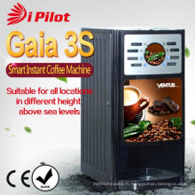 Distributeur automatique intelligent de café instantané