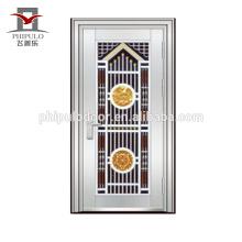Projeto superior da porta da grade do aço inoxidável de alta qualidade do fornecedor da segurança de China, porta de aço inoxidável da porta