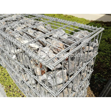 Galvanised Welded Gabion Basket Gabion 상자