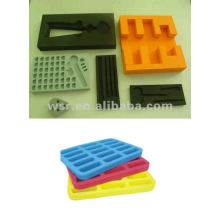 die-cutting OEM rubber parts